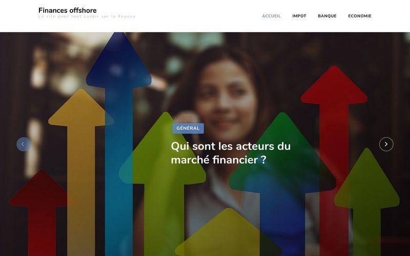 Finances offshore - Le site pour tout savoir sur la finance