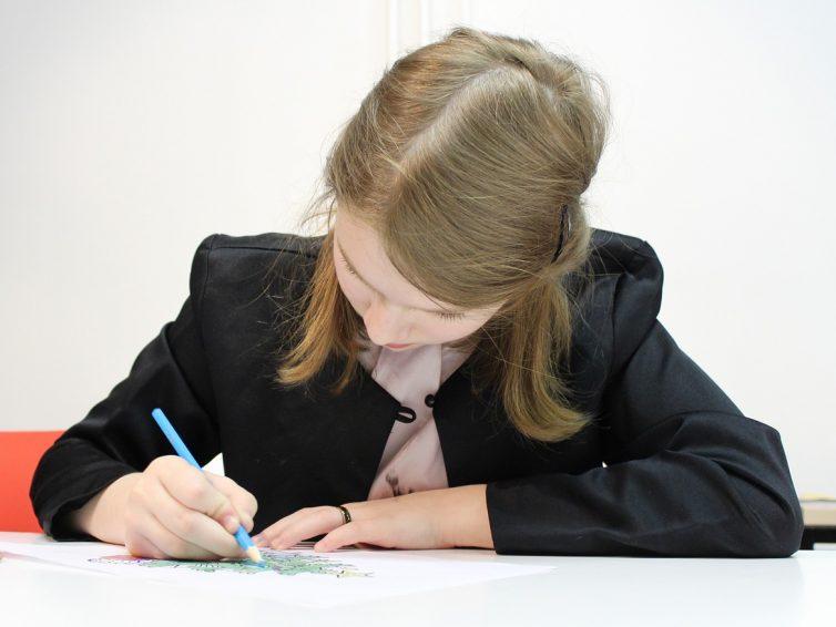 Un collège privé – Un cadre d'exception, pour une école d'exception